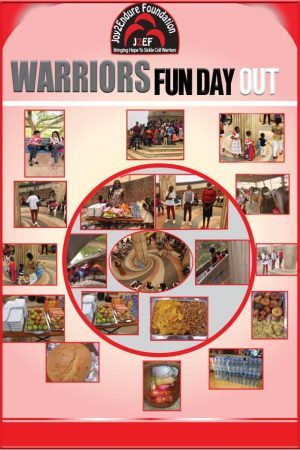 A Fun Day Out Picnic For Warriors