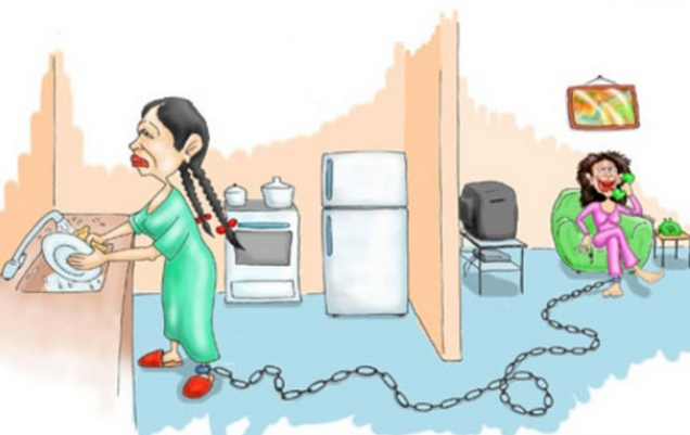 Domestic Help Crises – The Career Woman's STRESS-O-METRE.